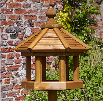 Bird Gazebo top