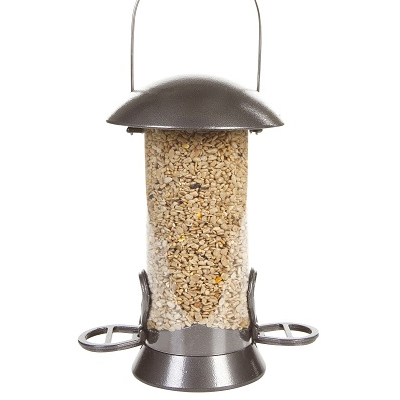 CJ Adventurer Seed Feeder 2 Perches