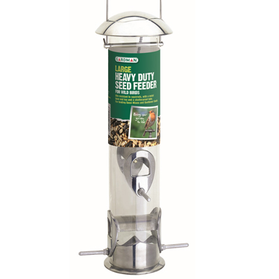 Gardman Large Heavy Duty Seed Feeder