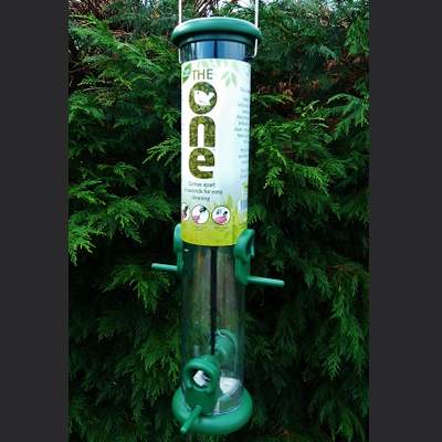 Jacobi Jayne The One Seed Feeder 4 Perches