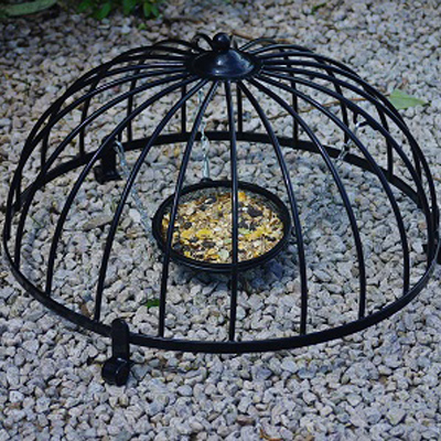 Metal Ground Feeder Tray Large Haven