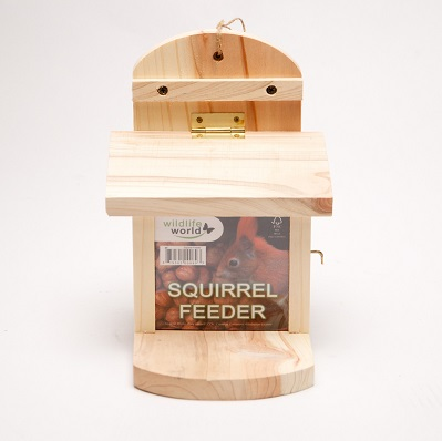 WW Squirrel feeder