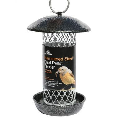 Hammered Suet Feeder