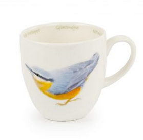 New Nuthatch Mug