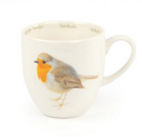New Robin Mug