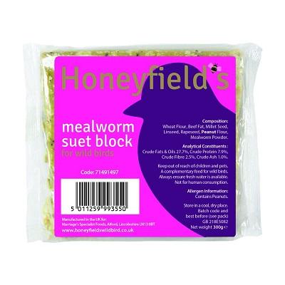HF Mealworm block
