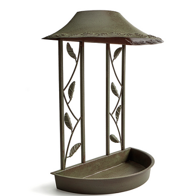 Wall hanging Bird Table 1