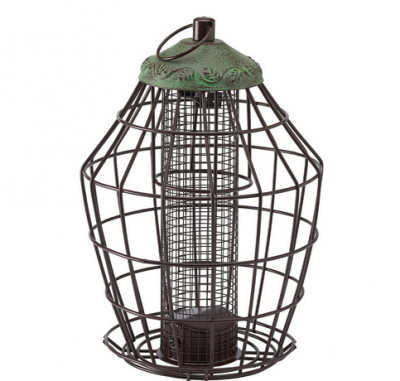 squirrel proof peanut feeder 1