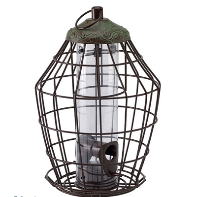 squirrel proof seed feeder 1