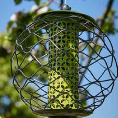 Sphere peanut cage