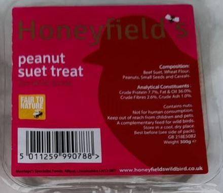 HF peanut treat