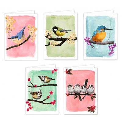 Myrte Bird Cards
